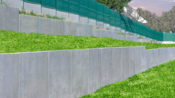 Houston Retaining Wall Construction